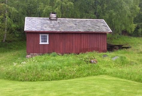 Tørkhuset i Skogtrøa