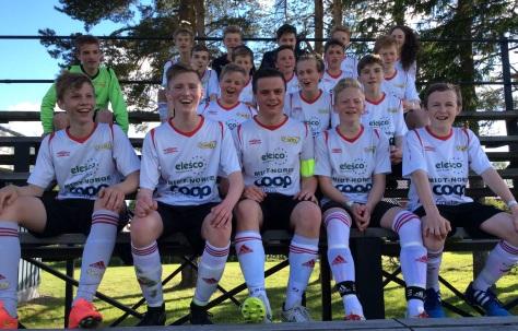 Neset G15 Storsjøcup 2015
