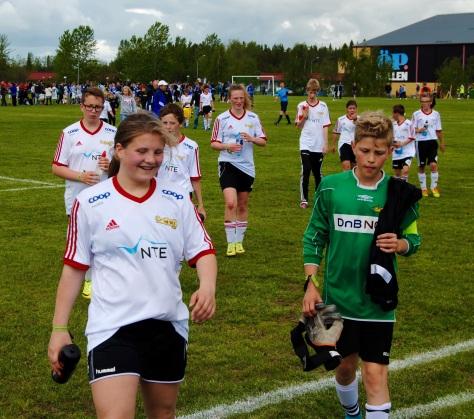 Neset G13 på Storsjøcup 2015