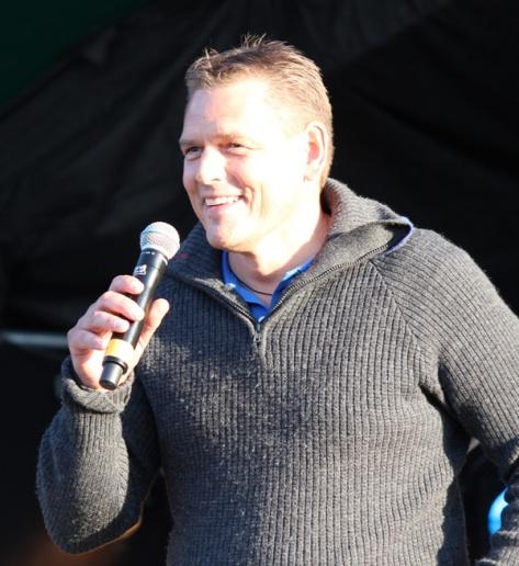MiG festivalleder Øyvind Løvrød