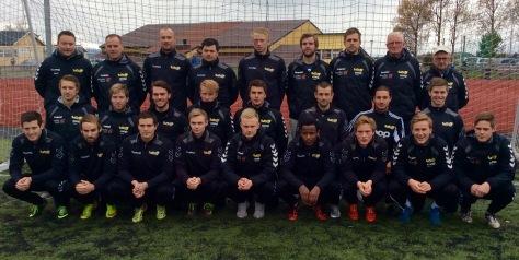 Neset FK A-lag klar for siste hjemmekamp 2015 mot Strindheim 2
