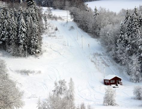 Oslo har Holmenkollen, Trondheim har Granåsen - Frosta har Kvambakken!