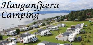 """Campingplass idyllisk plassert ytterst på spissen av Frosta med 250 faste plasser - alle med utsikt til sjøen, og døgnplasser rett ved strandkanten. Utleie av 5 flotte leiligheter med alt utstyret du trenger for en komfortabel ferie. I tillegg finnes """"Hauganstua"""" - utleielokale med moderne kjøkken og kapasitet på opptil 50 personer, egnet for møter, selskap, seminar og kurs / konferanse."""