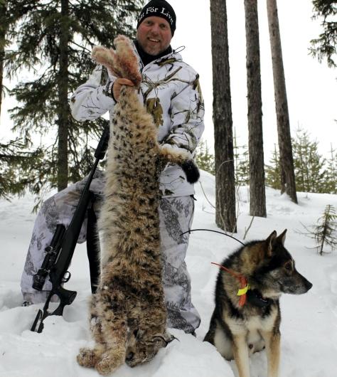 Jakthistorier og -metoder står på programmet når Kristoffer Clausen gjester Frosta