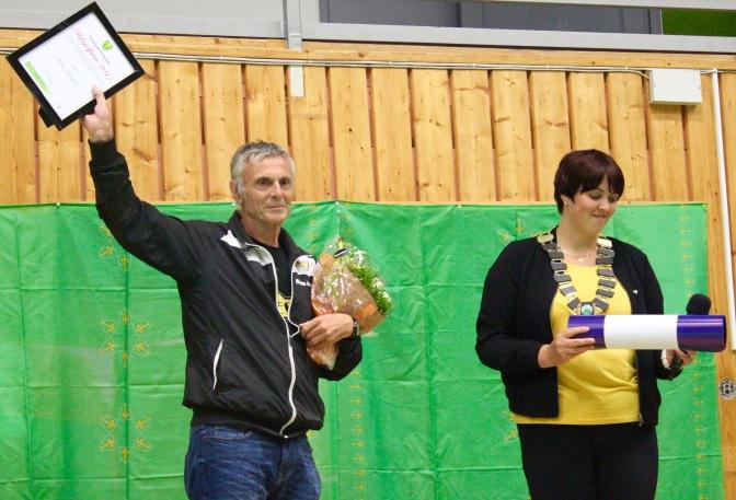 Ildsjelprisen 2017 tildelt Stein Aursand